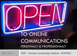 Online Comminucations Personally & Professionally