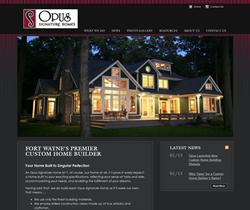 cirrus abs helps custom home builder rebrand launch new